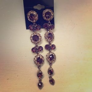 Vintage stunning earrings